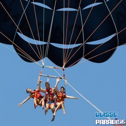 Vol En Parachute Ascensionnel Nice Antibes