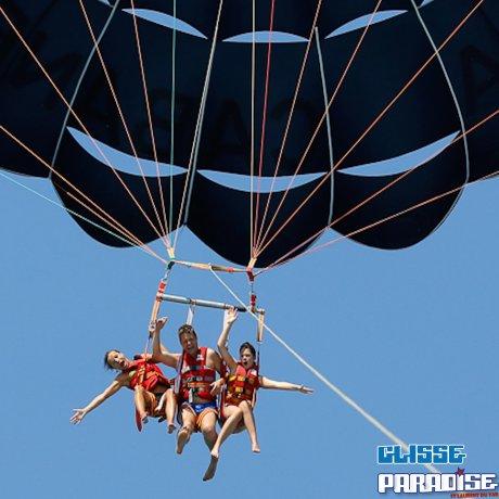 Vol en parachute ascensionnel 1 personne