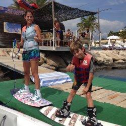 Abonnement Wake Ski nautique Nice Antibes