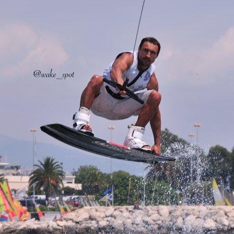 Tour en Wakeboard cagnes sur mer