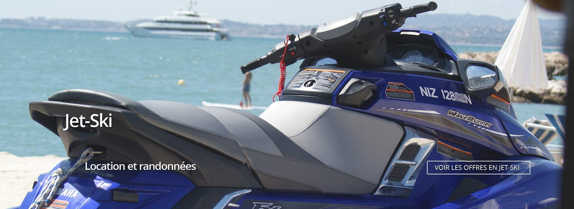 Location Jet Ski Nice 06 Saint Laurent du Var