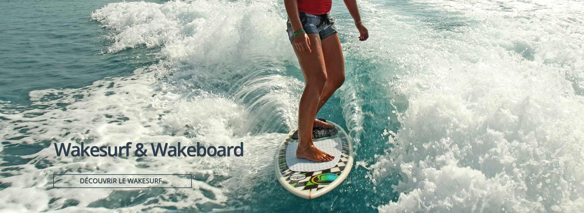Wakesurf & Wakeboard à Cagnes sur Mer