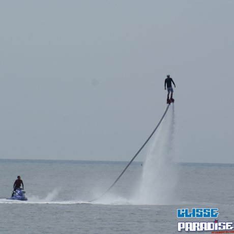 Jet Ski and Flyboard Combo