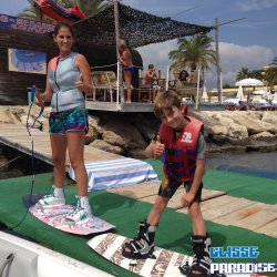 Stage ski & wakeboard enfant
